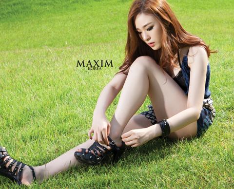Penyanyi wanita korea tersexy